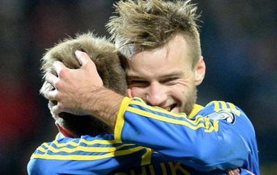 Ярмоленко: В матче с белорусами фортуна нам улыбнулась, но везет сильнейшим