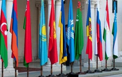 В СНГ прокомментировали возможность выхода Украины из содружества