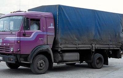 Украина запретила перемещение продуктовых грузов из Крыма