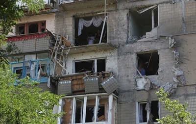 За сутки в Донецке погибли трое мирных жителей, четверо получили ранения