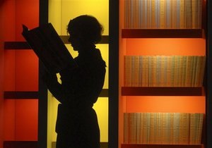 Корреспондент: Украина стала европейским аутсайдером по числу людей, читающих книги
