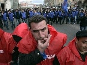 МВД обвинило грузинских оппозиционеров в нападении на уборщиков