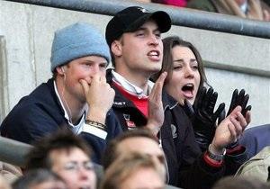 В Британии полагают, что трансляцию свадьбы принца Уильяма будут смотреть 2 млрд человек