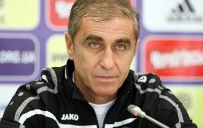 Тренер сборной Македонии: Украинцы показали футбол мирового качества