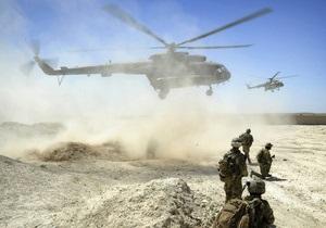 Россия готова продать США вертолеты для Афганистана