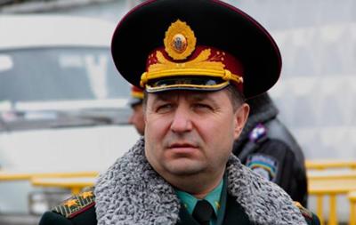 Новым министром обороны станет командующий Нацгвардией – СМИ