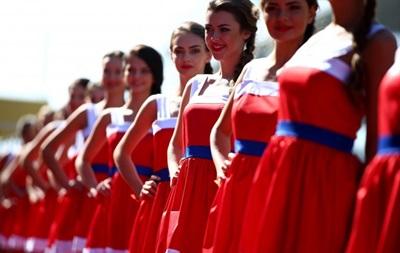 Фотогалерея. Спортивные кадры недели: Русские красавицы и суровые фанаты