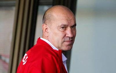 Сборная Беларуси осталась без главного тренера