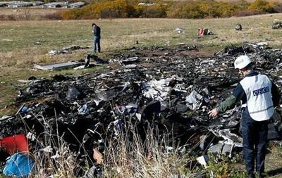 Эксперты возобновили поиски на месте крушения Боинга