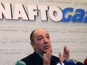 В Нафтогазе заявили, что Газпром должен около 75 млн кубометров газа