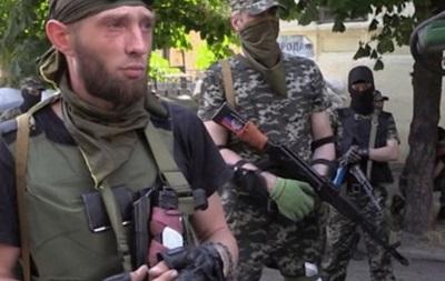 На Донетчине убиты сепаратист  Чечен  и российский генерал - СМИ