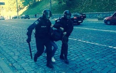 В потасовке под Радой задержали сотрудника милиции – Шкиряк