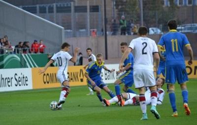 Сборная Украины остановилась в шаге от молодежного Евро-2015