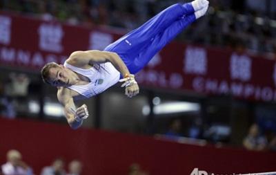 Украинский гимнаст: Было неприятно, когда вместо гимна Украины включили чужой