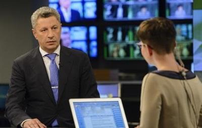 Необходимо как можно быстрее провести местные выборы на Донбассе – Бойко