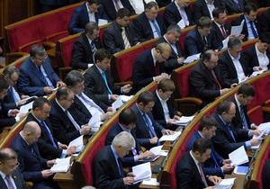 Рада в четверг рассмотрит вопрос назначения выборов в Киеве на 2 июня