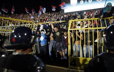 Сербская Федерация футбола: это была хорошо спланированная политическая диверсия
