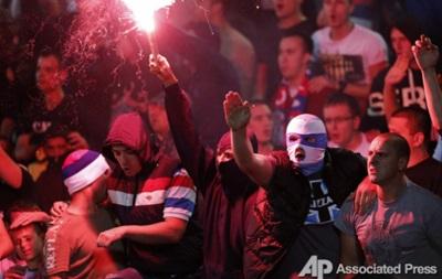 Федерация Албании: Перед матчем 30 тысяч человек кричали  Смерть албанцам