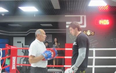 Украину в проекте APB представит боксер из Луганска, проживающий в Польше