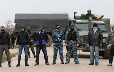 В Крыму могут посадить 100 тысяч членов  самообороны  – Аксенов