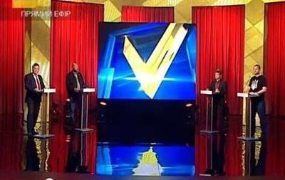 Теледебаты перед выборами в Верховную Раду Украины