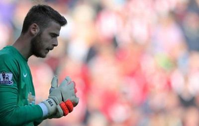 Реал хочет заполучить вратаря Манчестер Юнайтед