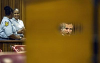 Писториус узнает свой приговор на следующей неделе