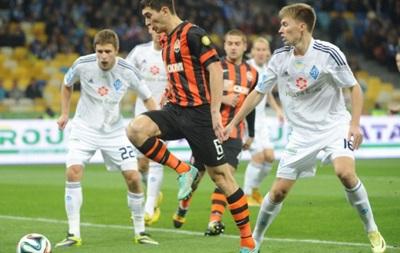 Матчи украинской Премьер-лиги перенесут на декабрь из-за выборов