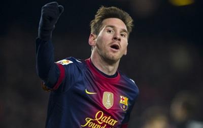 Тренер Барселоны: Рекорды Месси нас не волнуют