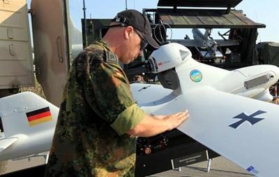 Берлин намерен повременить с применением беспилотников в Украине