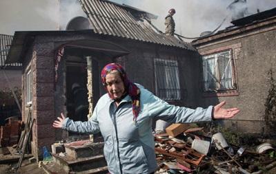У Донецьку обстріли призвели до пожеж і знеструмлення низки районів