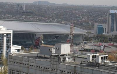 В результате взрыва в Донецке пострадала Донбасс-Арена