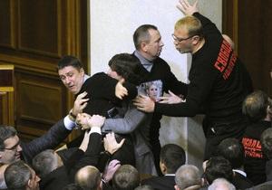 Два дня нового парламента: первые итоги