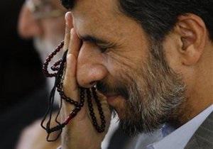 Ахмадинеджаду грозит 74 удара плетью за нарушения при регистрации на выборы президента Ирана