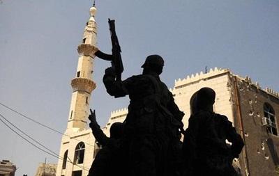ЕС вводит новые санкции против режима Асада - DW