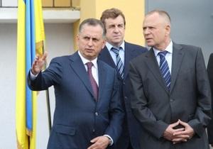 Колесников пообещал построить новую дорогу Киев - Днепропетровск