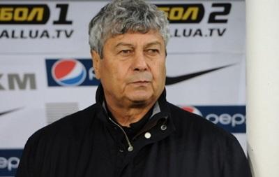 Луческу: В этом году проходит анормальный чемпионат Украины