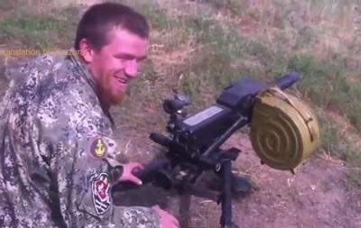 Пранк с Моторолой : как сепаратисты со смехом открыли огонь по своим