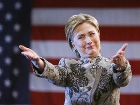 В этом году Украину посетит Хиллари Клинтон