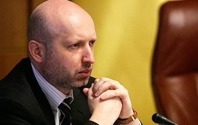 Александр Турчинов - спикер ВР