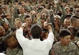 Обама пообщался с уничтожившими бин Ладена бойцами
