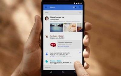 Google представила новое почтовое приложение Inbox