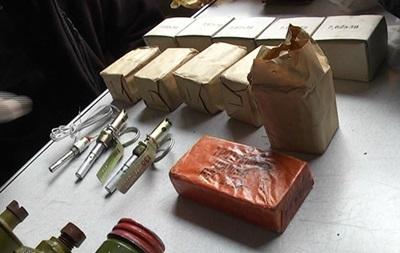 В поезде Луганск-Одесса обнаружили арсенал оружия