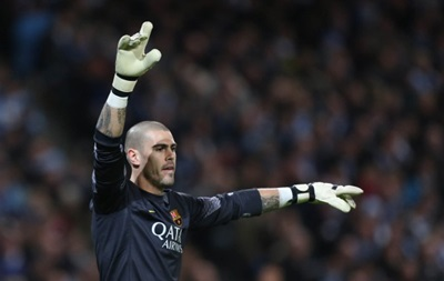 Экс-вратарь Барселоны отказался продолжить карьеру в Манчестер Юнайтед