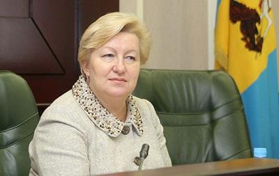 Вера Ульянченко - лидер партии Заступ