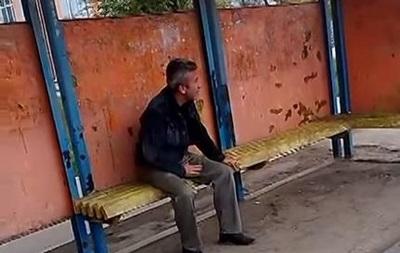 В Самаре на мужчину  напала  бандеровская остановка