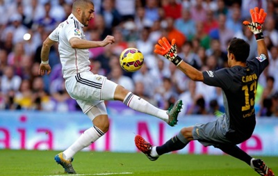 Реал наносит Барселоне болезненное поражение в чемпионате Испании