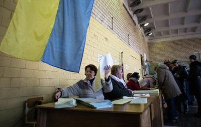 Явка на выборах 2014 в парламент Украины