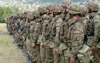 Польша усиливает обороноспособность восточной границы