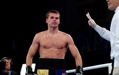 Бокс: Украинец Кислицын не сумел побить российского чемпиона Европы